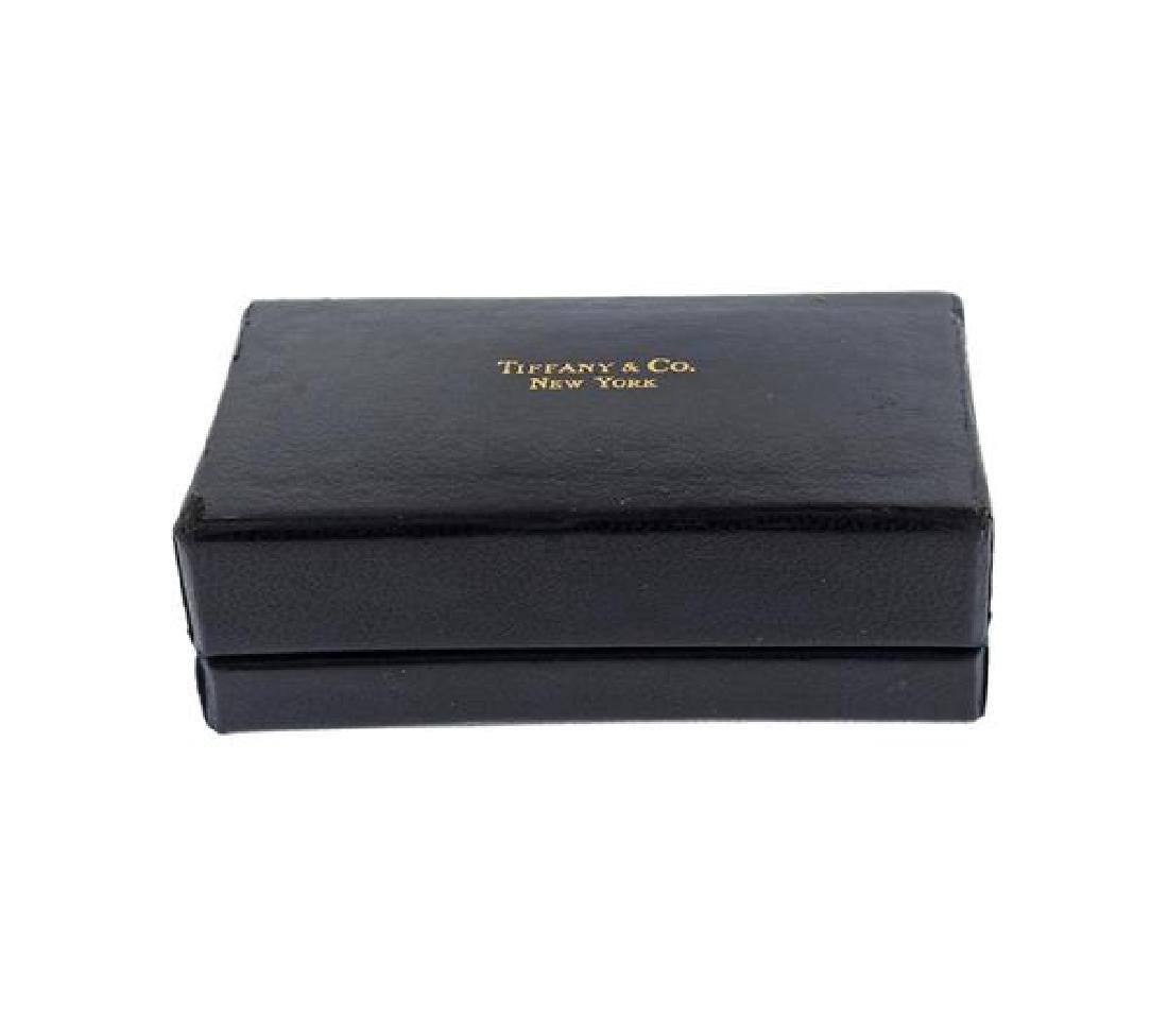 Vintage Tiffany & Co 14K Gold Tie Clip - 5