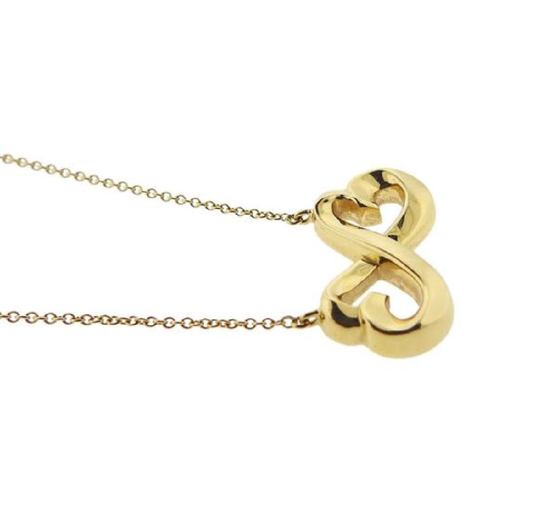 Tiffany & Co Paloma Picasso 18K Gold Necklace - 3