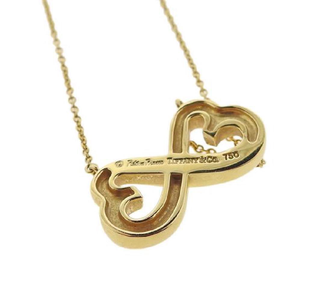 Tiffany & Co Paloma Picasso 18K Gold Necklace - 4