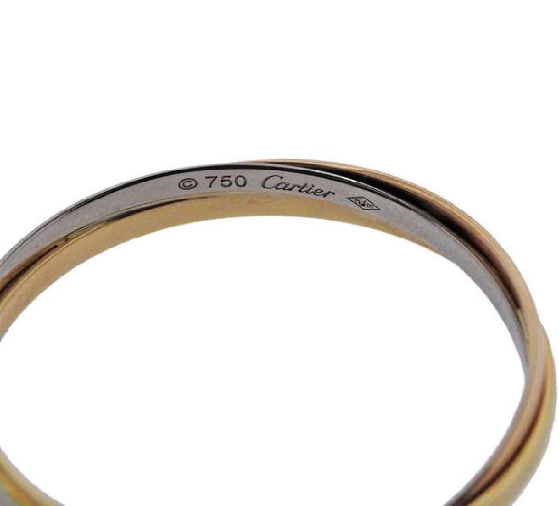 Cartier Trinity 18K Gold Trinity Hoop Earrings - 3
