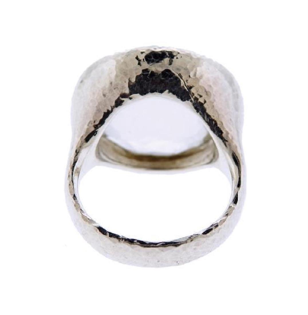 Ippolita Sterling Silver Crystal Ring - 2