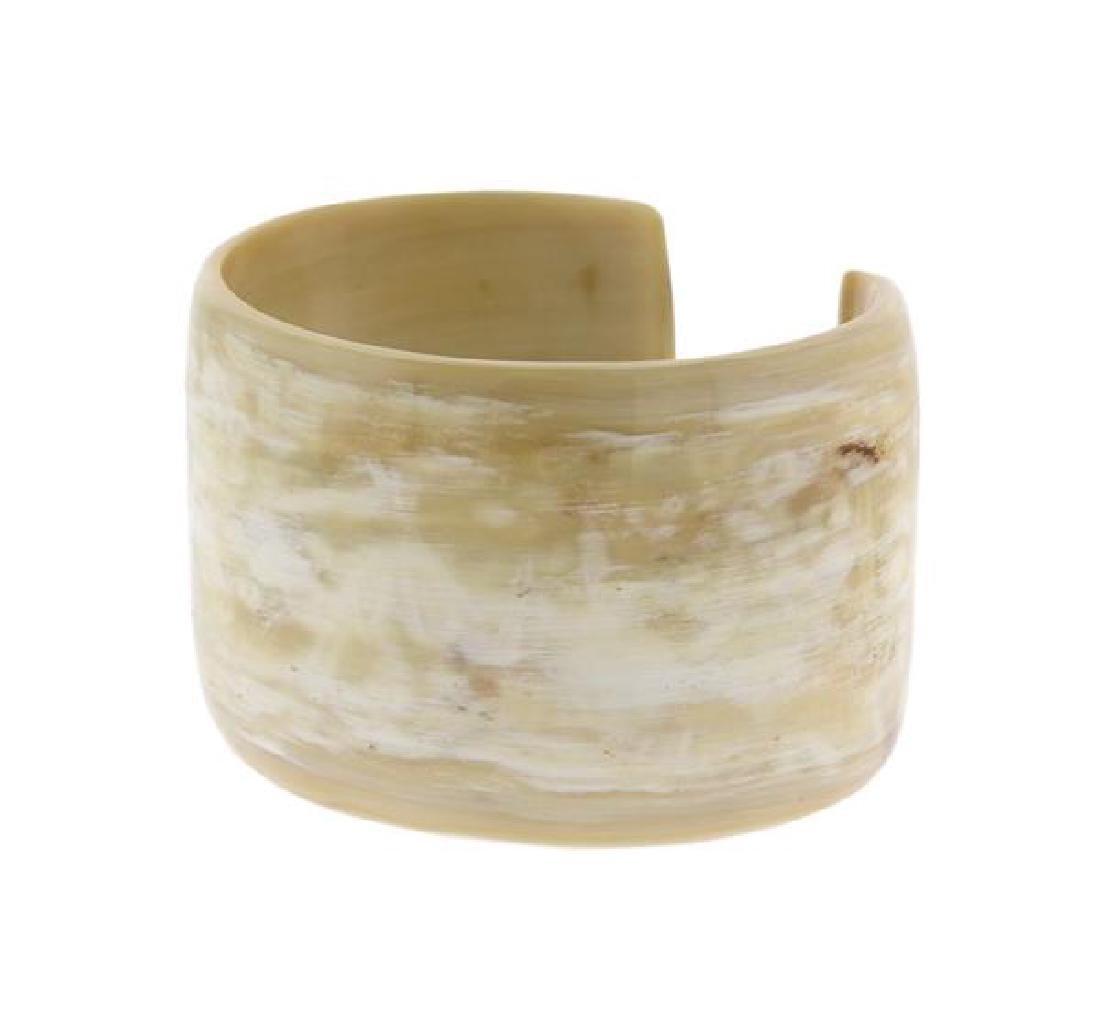 Horn Cuff Bracelet - 2