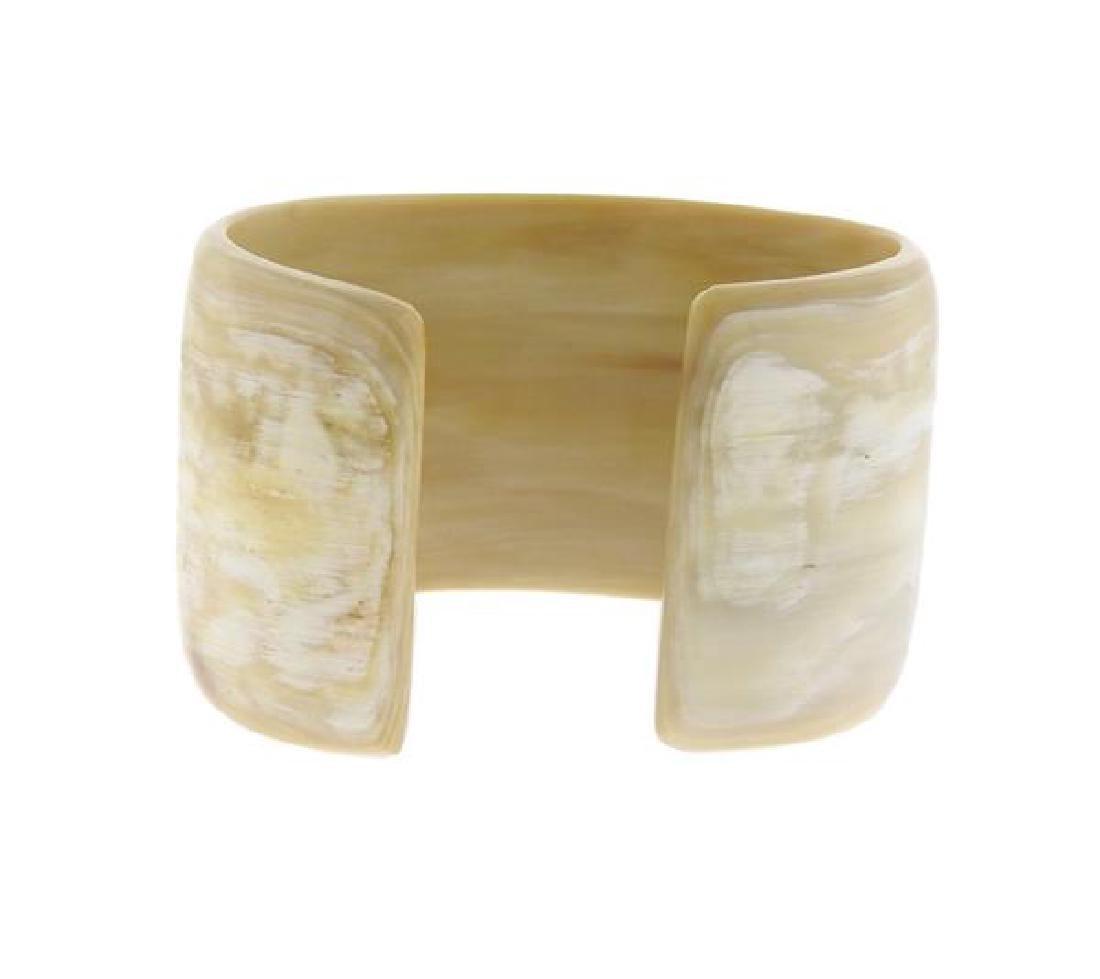 Horn Cuff Bracelet - 3
