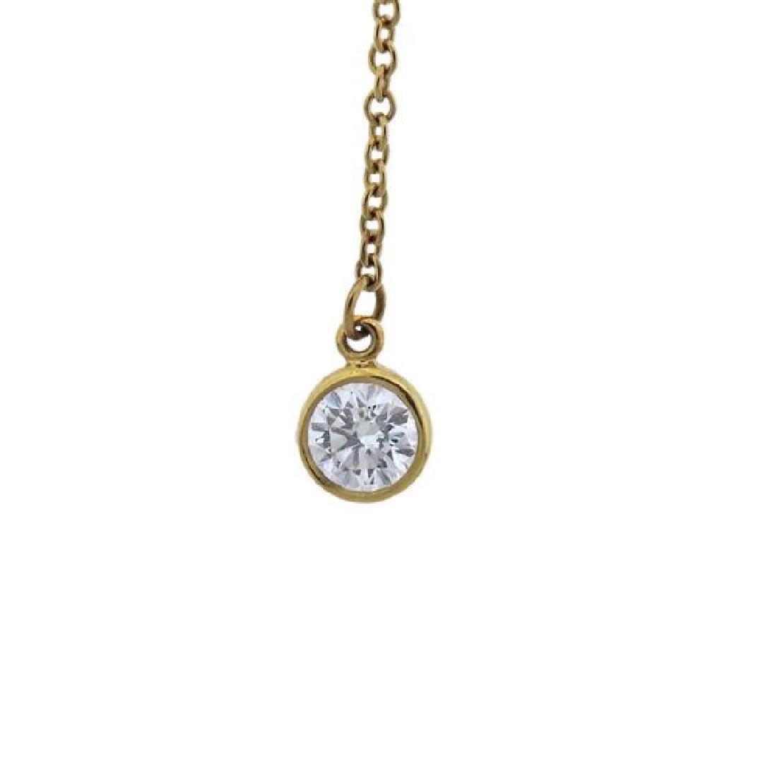 Tiffany & Co Peretti 18K Gold Diamond by the Yard - 2