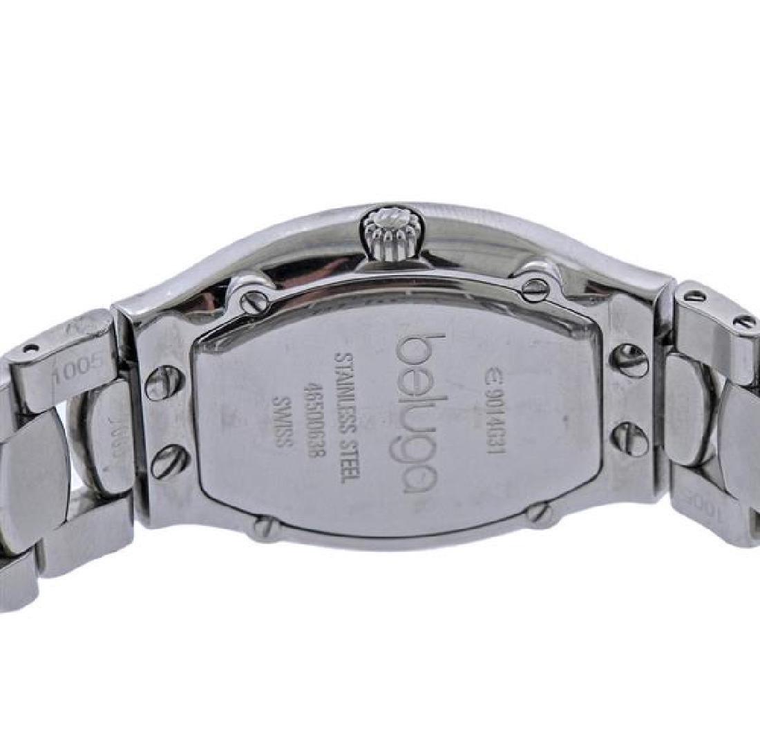 Ebel Beluga Diamond Stainless Steel Watch - 2
