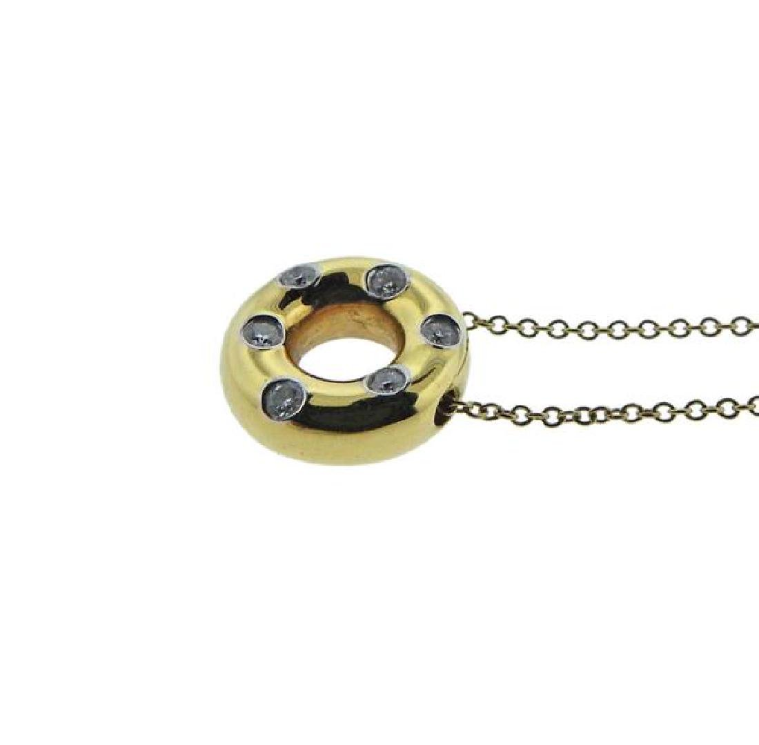Tiffany & Co Etoile Platinum 18K Gold Diamond - 3