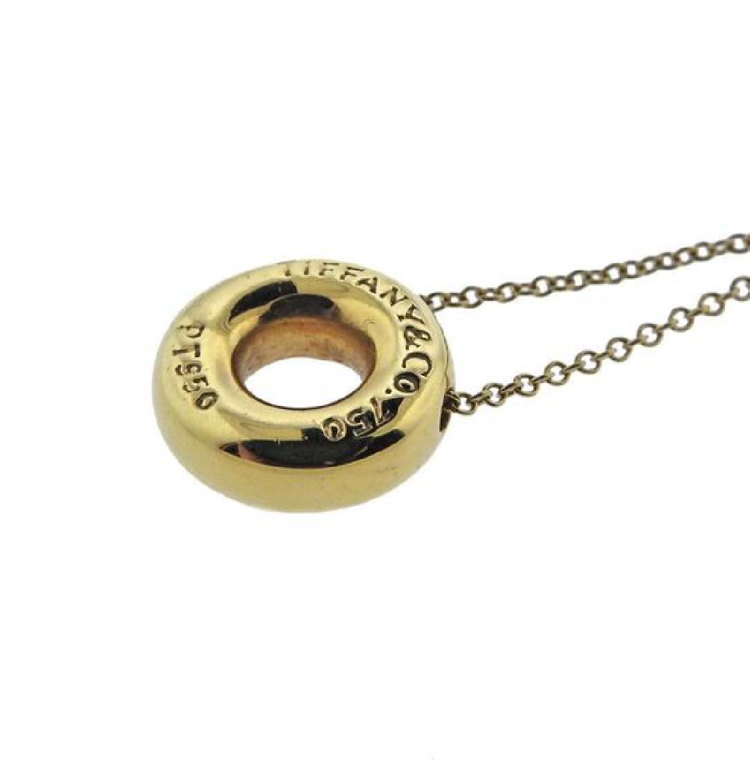 Tiffany & Co Etoile Platinum 18K Gold Diamond - 4