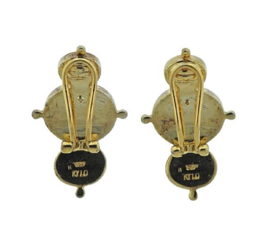 Kylo Sterling Multi Gemstone Earrings - 3
