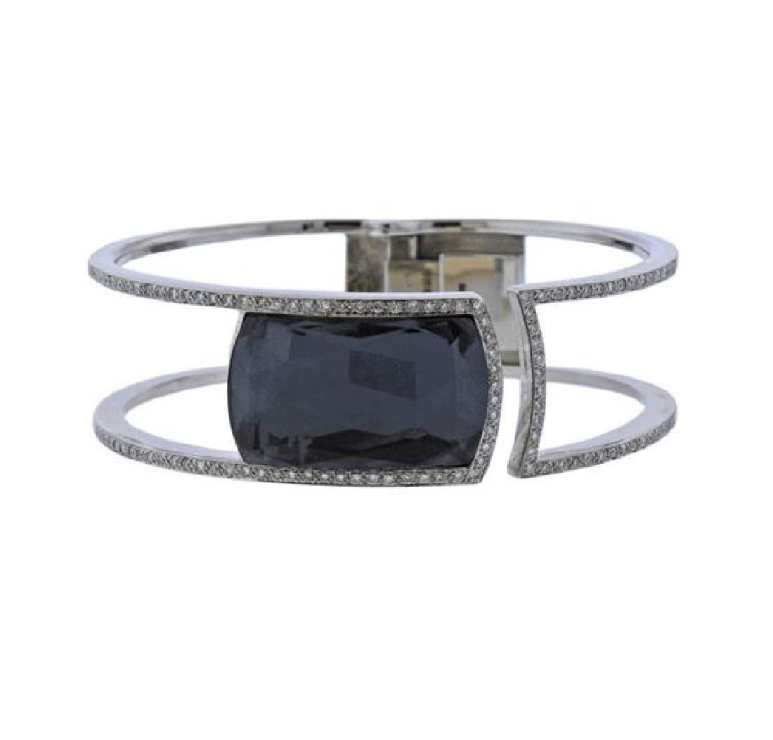 Stephen Webster  18K Gold Diamond Gemstone  Bracelet