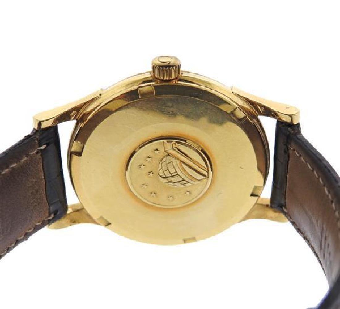 Omega Constellation 14k Gold Chronometer Watch - 4