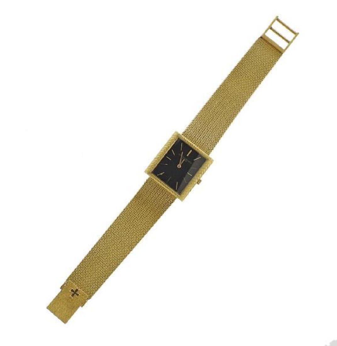 Vacheron Constantin 18k Gold Watch