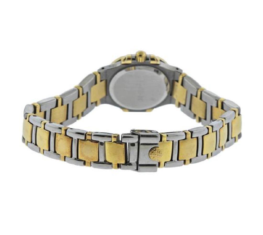 Patek Philippe Nautilus 18K Gold Steel Lady's Watch - 2