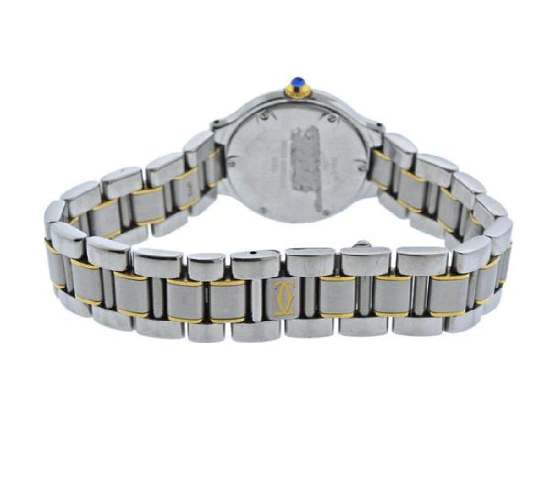 Cartier Must De Cartier 21 Steel Quartz Lady's - 2