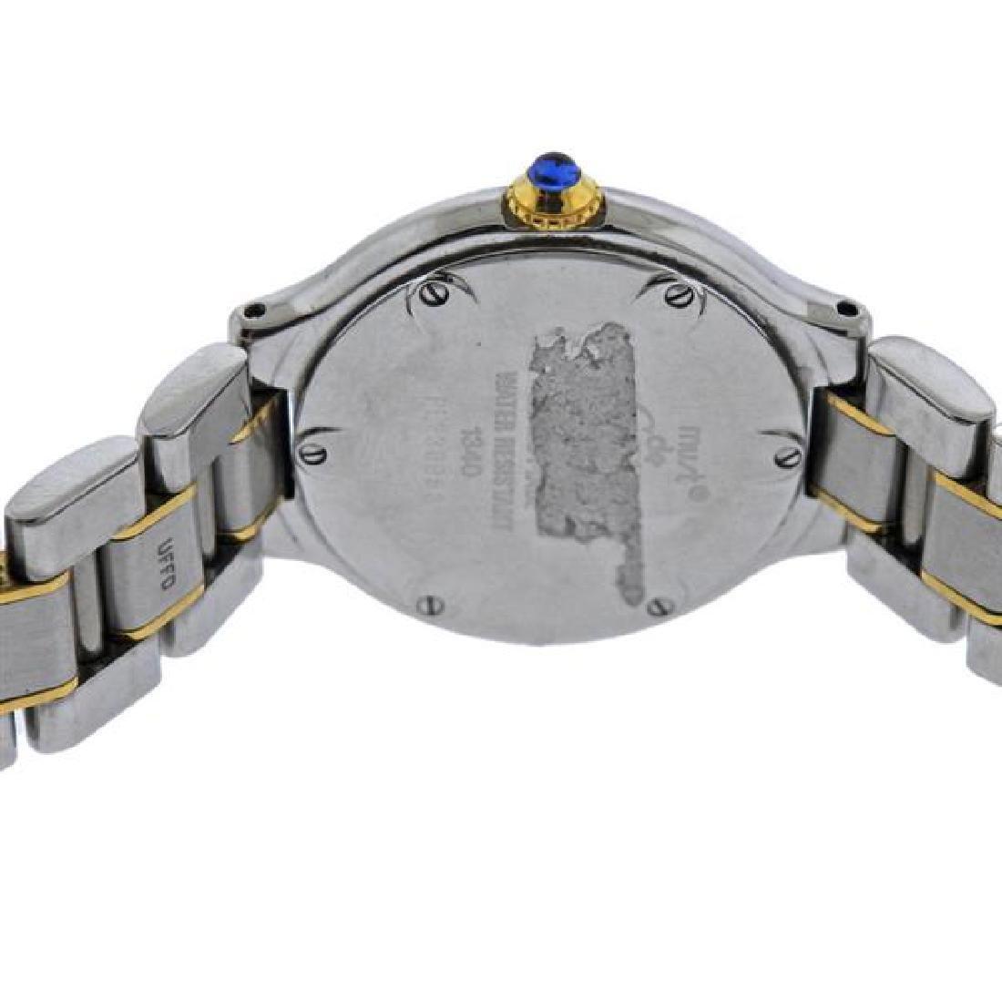 Cartier Must De Cartier 21 Steel Quartz Lady's - 3