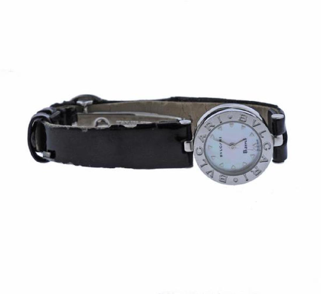 Bvlgari Bulgari B. Zero1 Steel MOP Quartz Watch