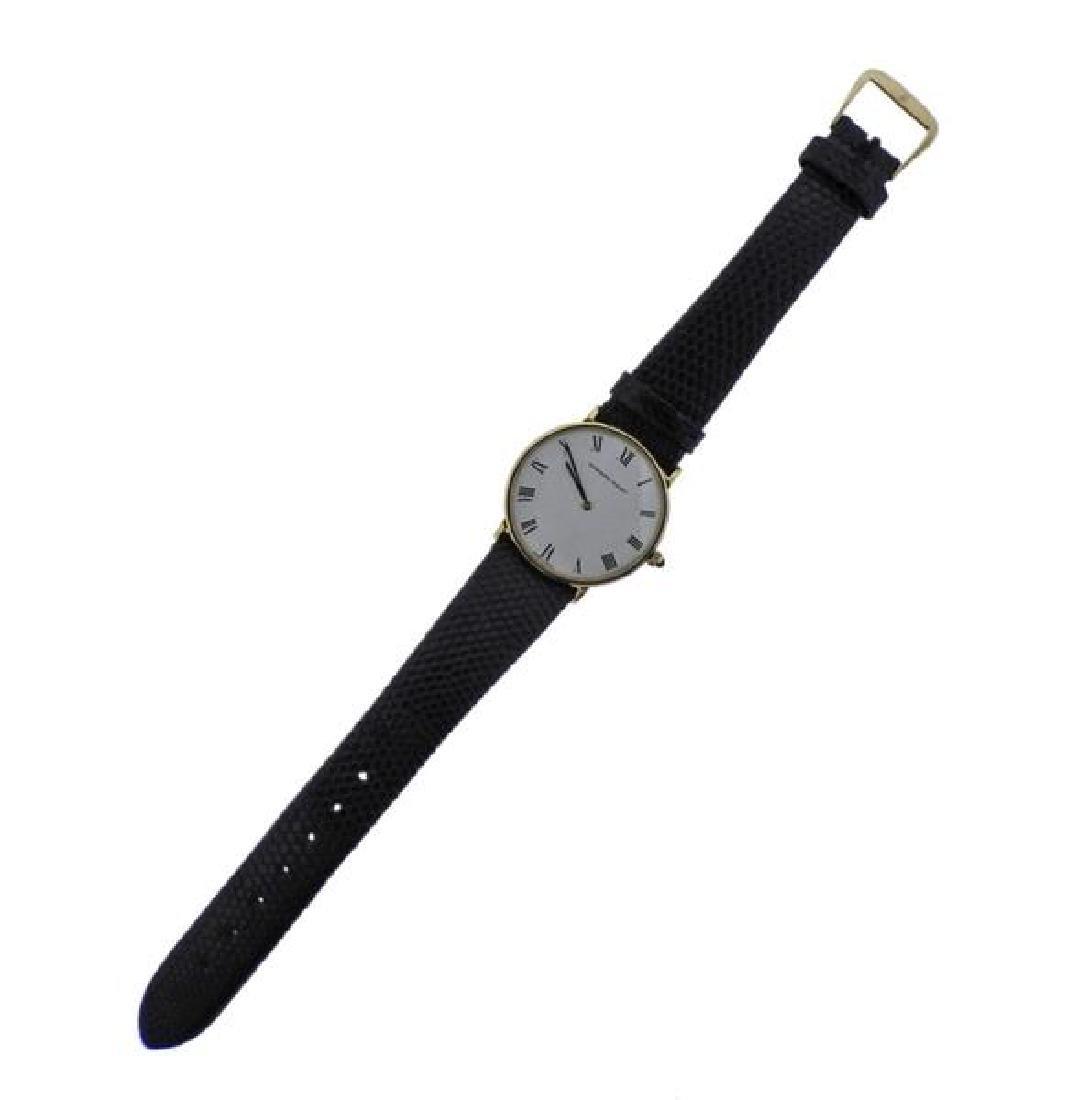 Audemars Piguet 18k Gold Manual Wind Watch
