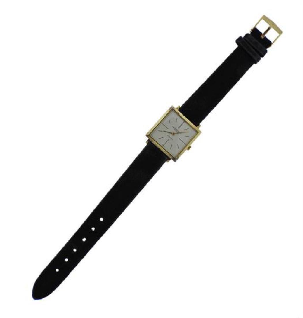 Audemars Piguet Thin 18k Gold Manual Wind Watch