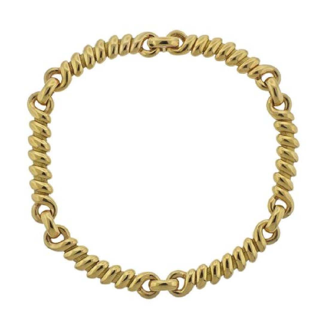 Gubelin 18k Gold Necklace