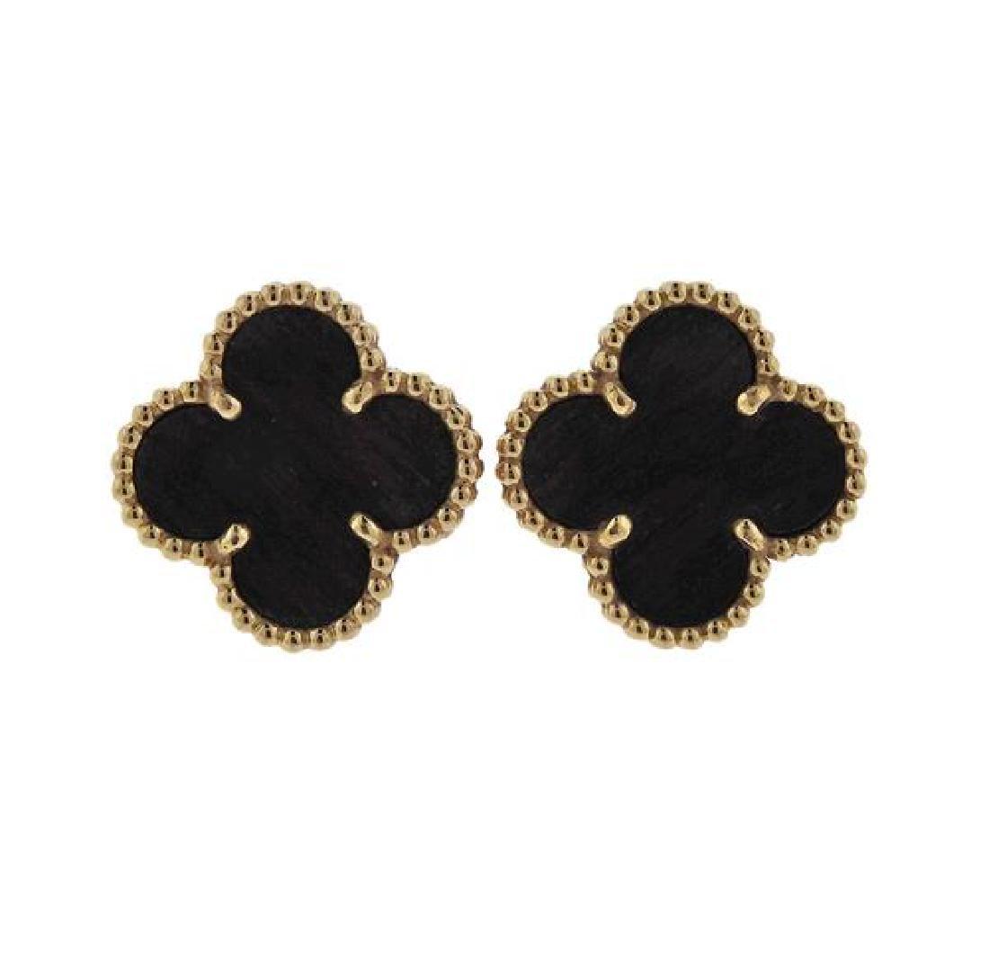Van Cleef & Arpels Alhambra Wood Limited Edition
