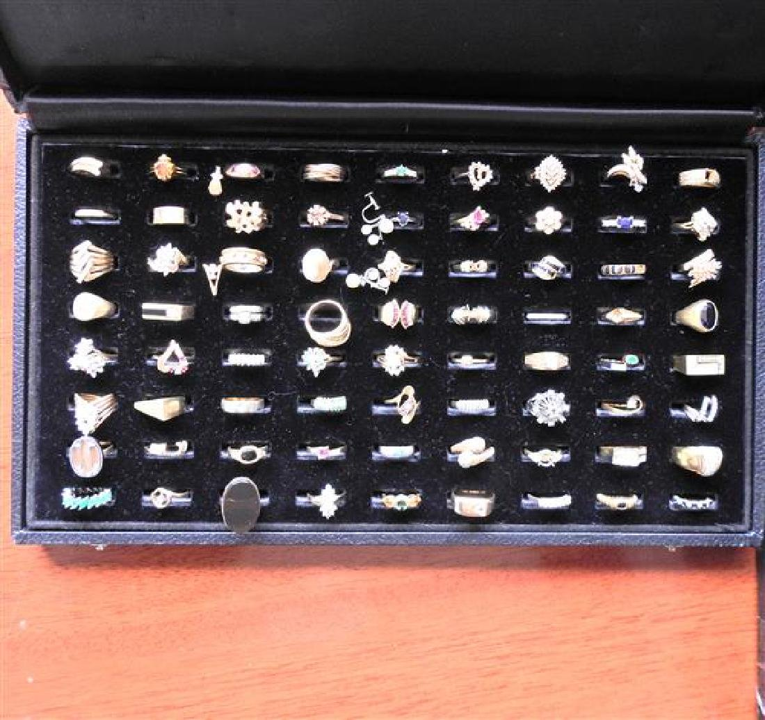 Gold Diamond Gemstone Mixed Jewelry Lot