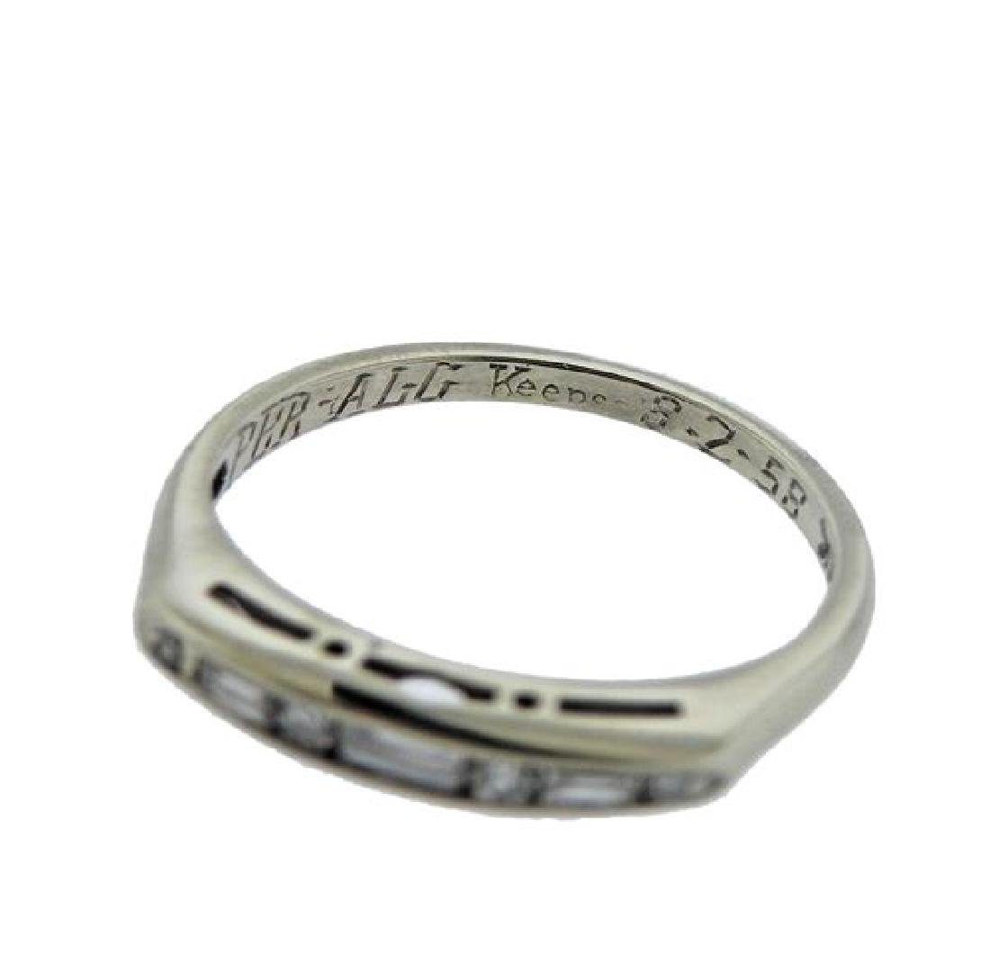 14k Gold Diamond Ring - 3