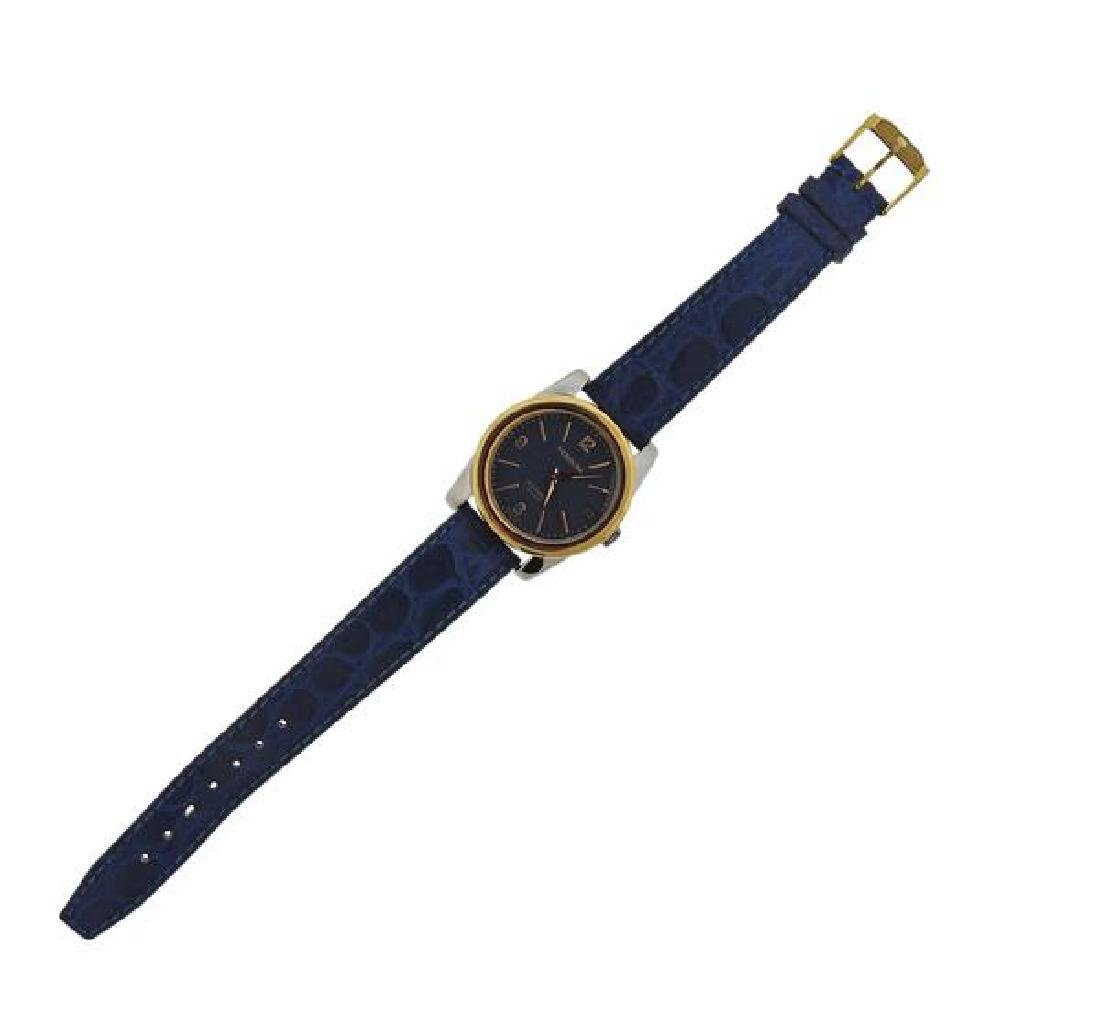 Verdura 18k Gold Steel Automatic Watch VL0014