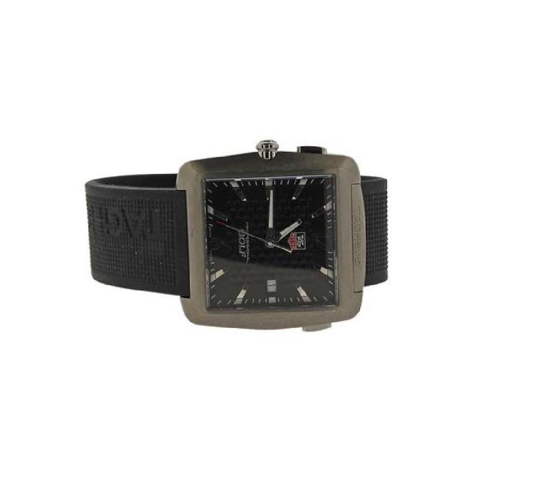 Tag Heuer Tiger Woods Edition Steel Golf Watch