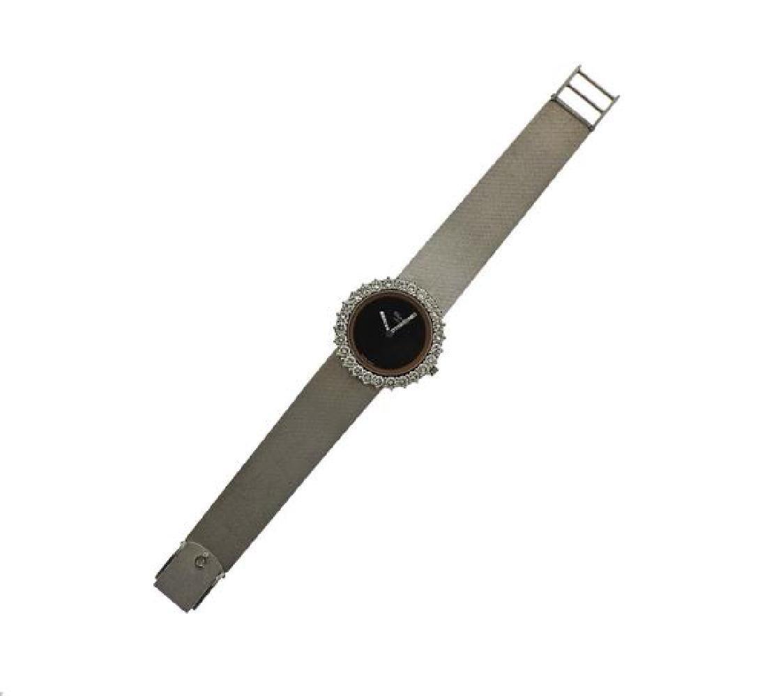Chopard 18k Gold Diamond Watch
