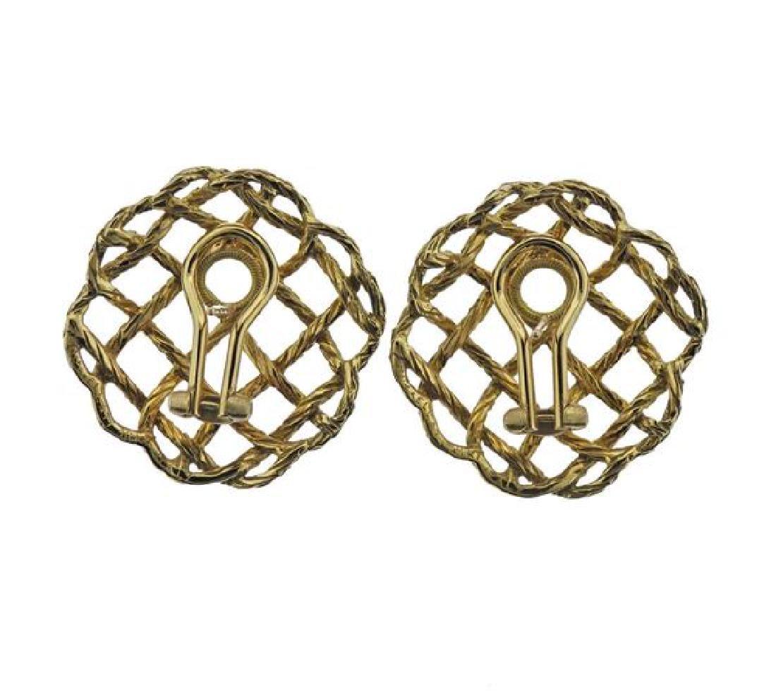 Buccellati 18K Gold Earrings - 3