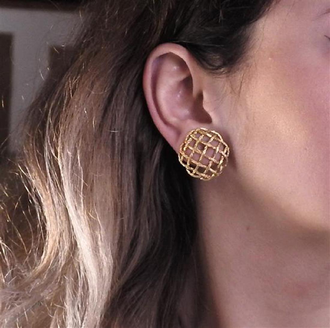 Buccellati 18K Gold Earrings - 5