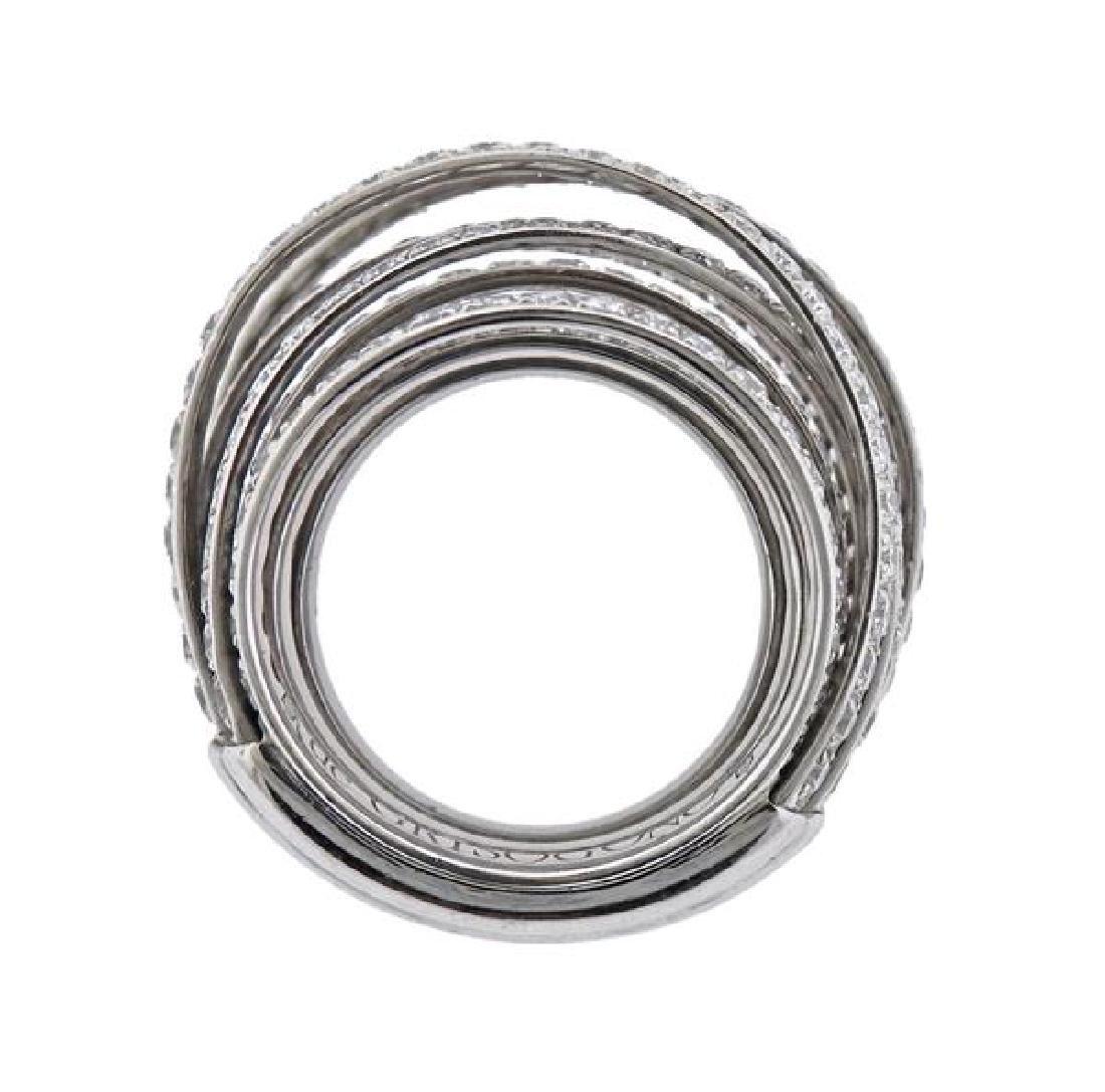 De Grisogono Allegra 18K Gold Diamond Ring - 5