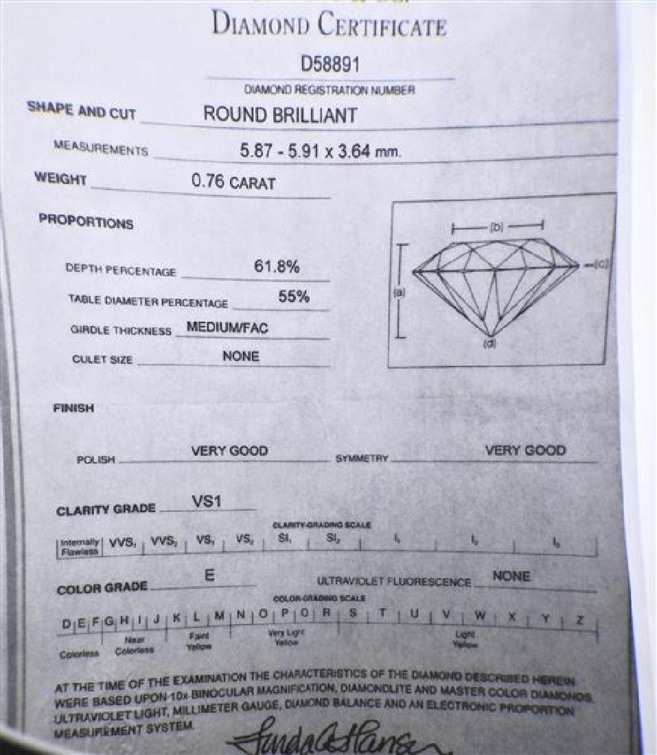 Tiffany & Co Peretti 0.76ct Diamond by the Yard - 4