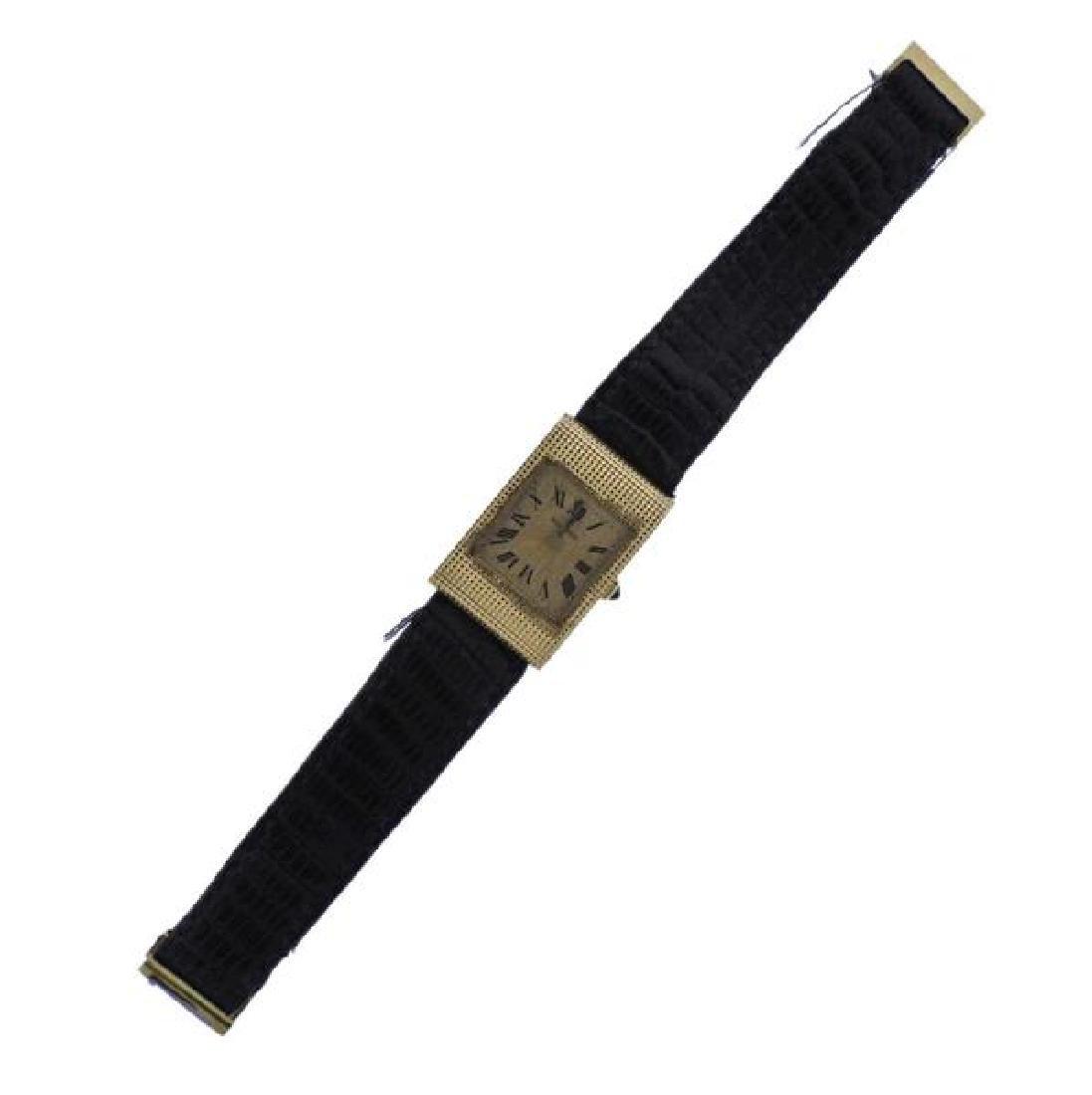 Boucheron 18K Gold Quartz Lady's Watch