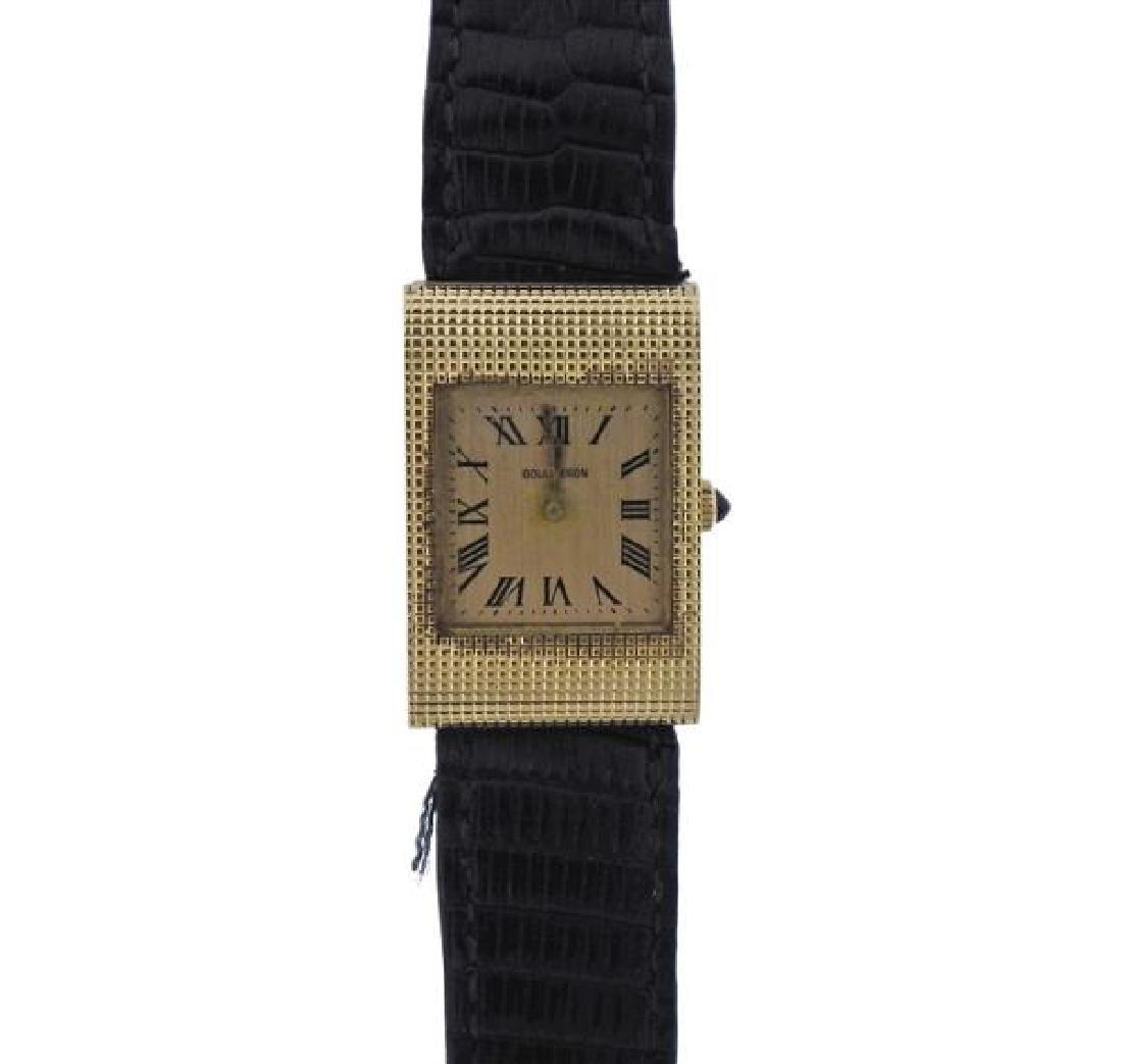 Boucheron 18K Gold Quartz Lady's Watch - 2