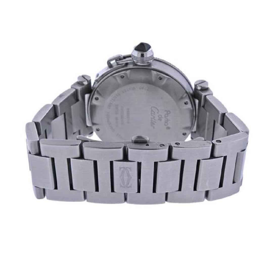 Pasha De Cartier Steel Automatic Watch 2790 - 2