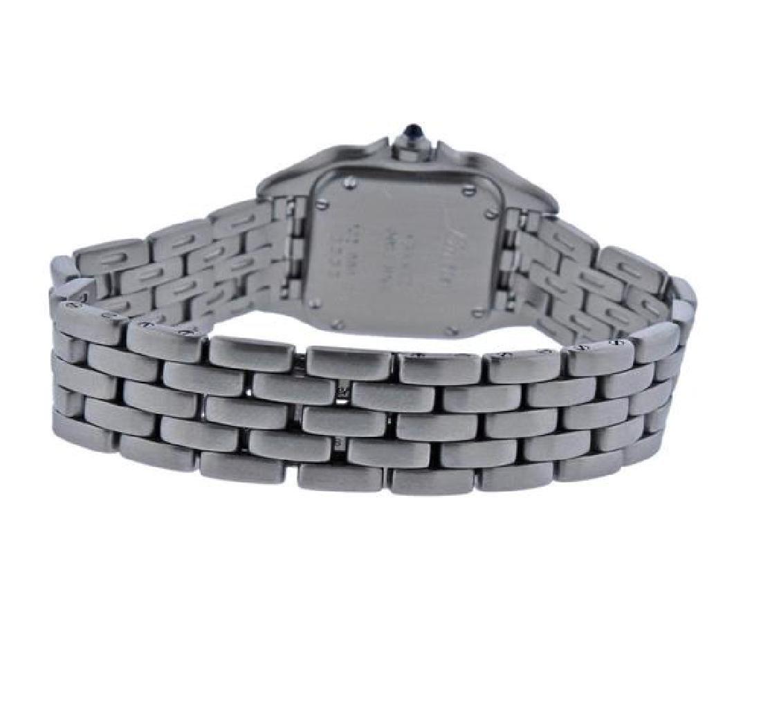 Cartier Santos Stainless Steel Quartz Watch 3333 - 3