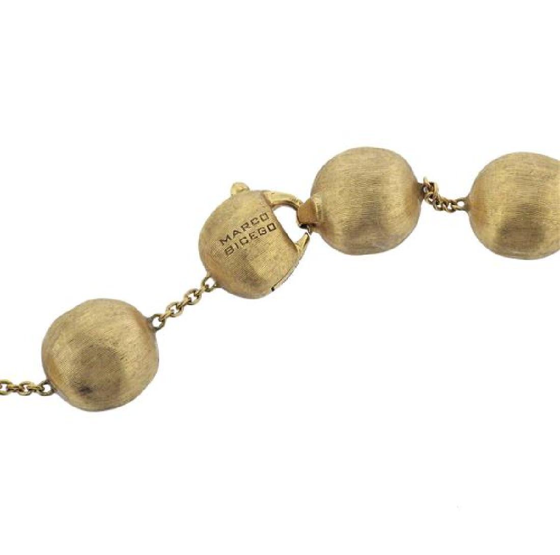 Marco Bicego 18K Gold Pearl Necklace - 4