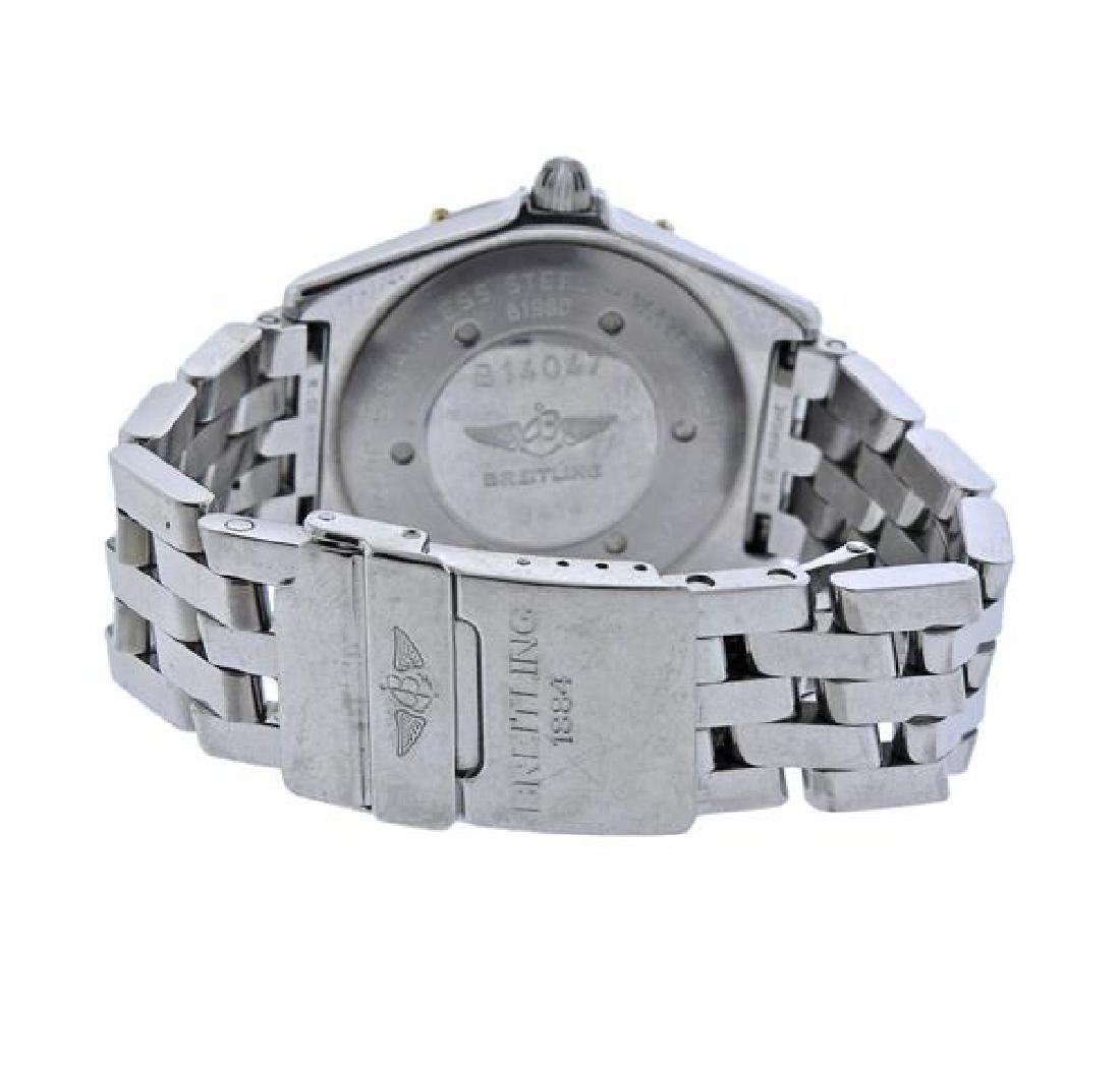Breitling Experimentale Steel 18K Gold Watch B14047 - 2