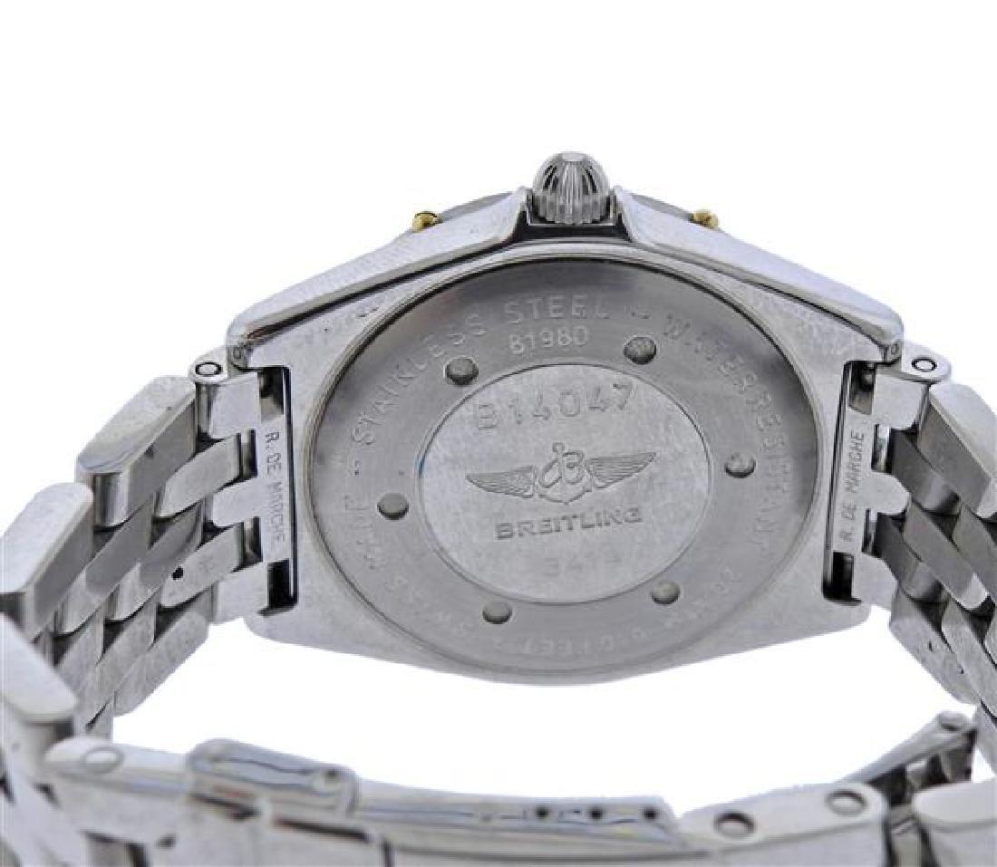 Breitling Experimentale Steel 18K Gold Watch B14047 - 3