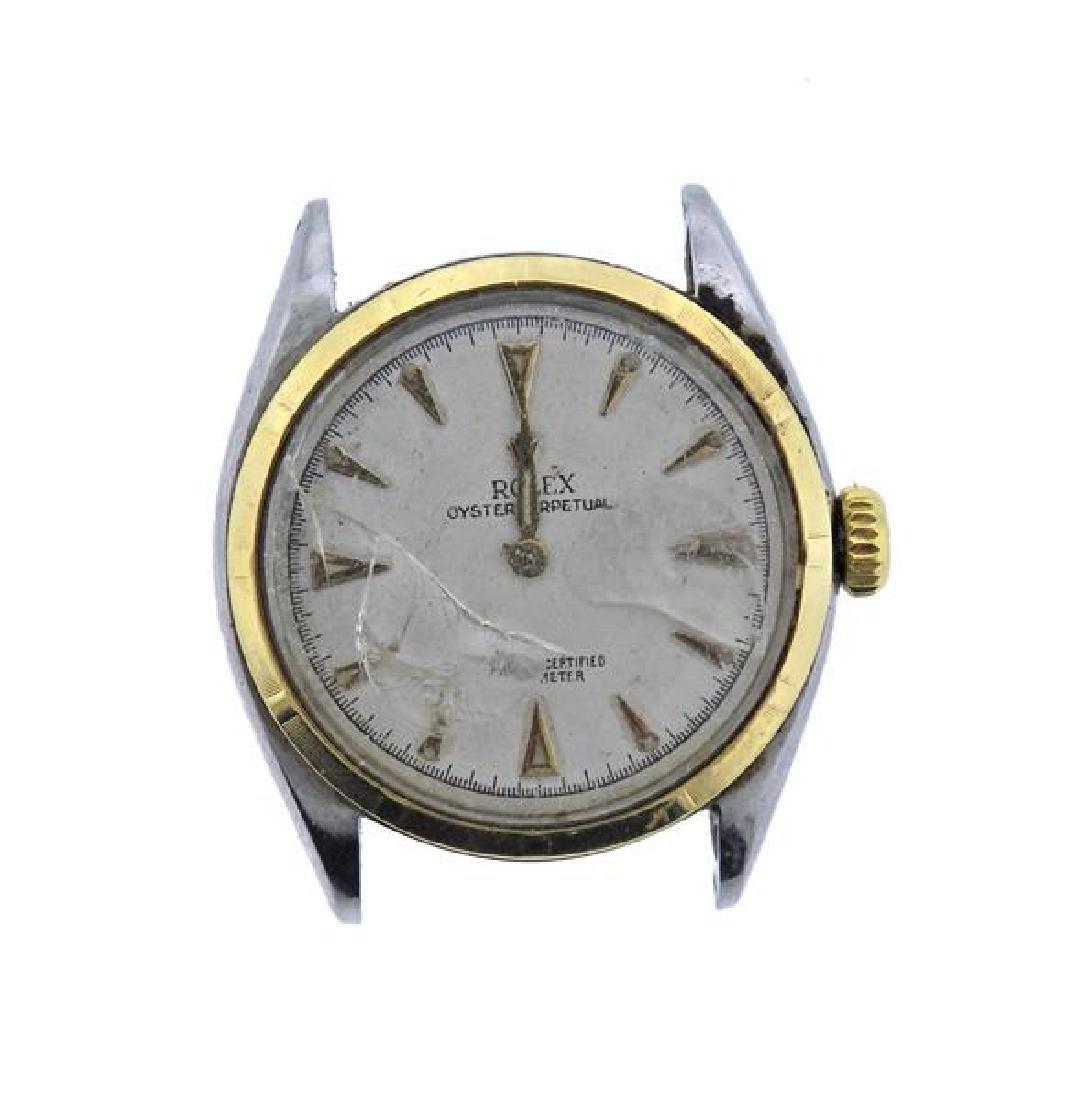 Rolex Oyster Chronometer Steel Watch ref. 6085