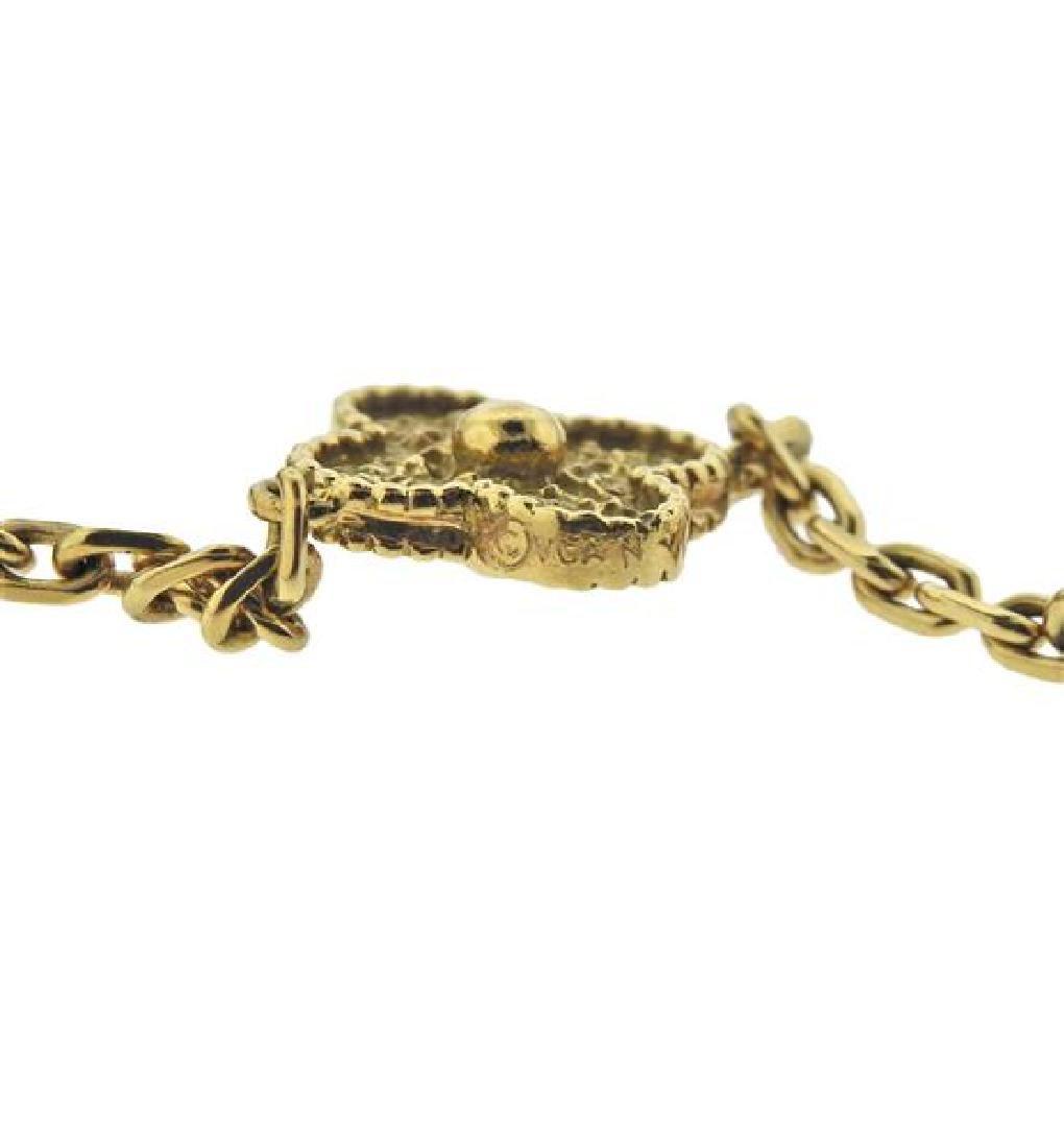 Van Cleef & Arpels Alhambra 18K Gold 20 Motif - 4