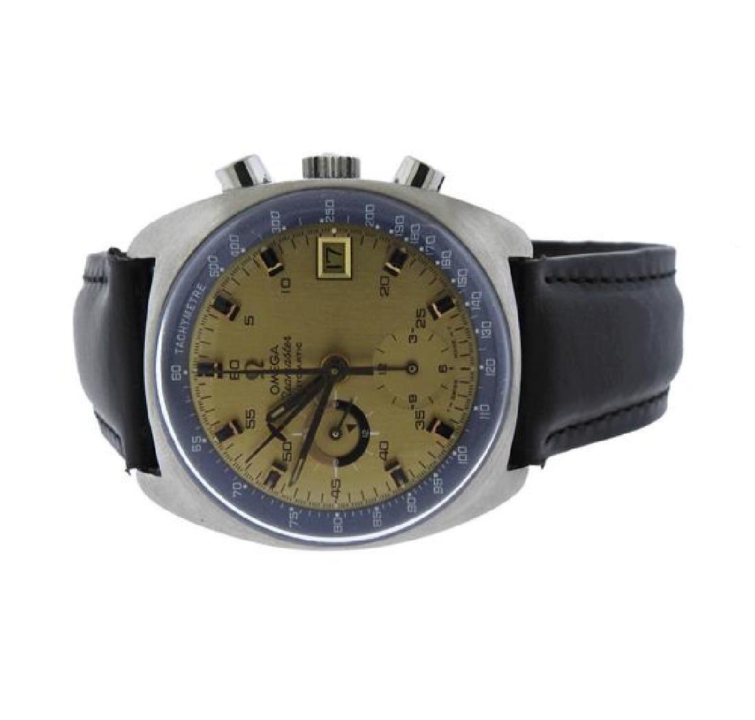 Vintage Omega Seamaster Chronograph  Automatic Watch