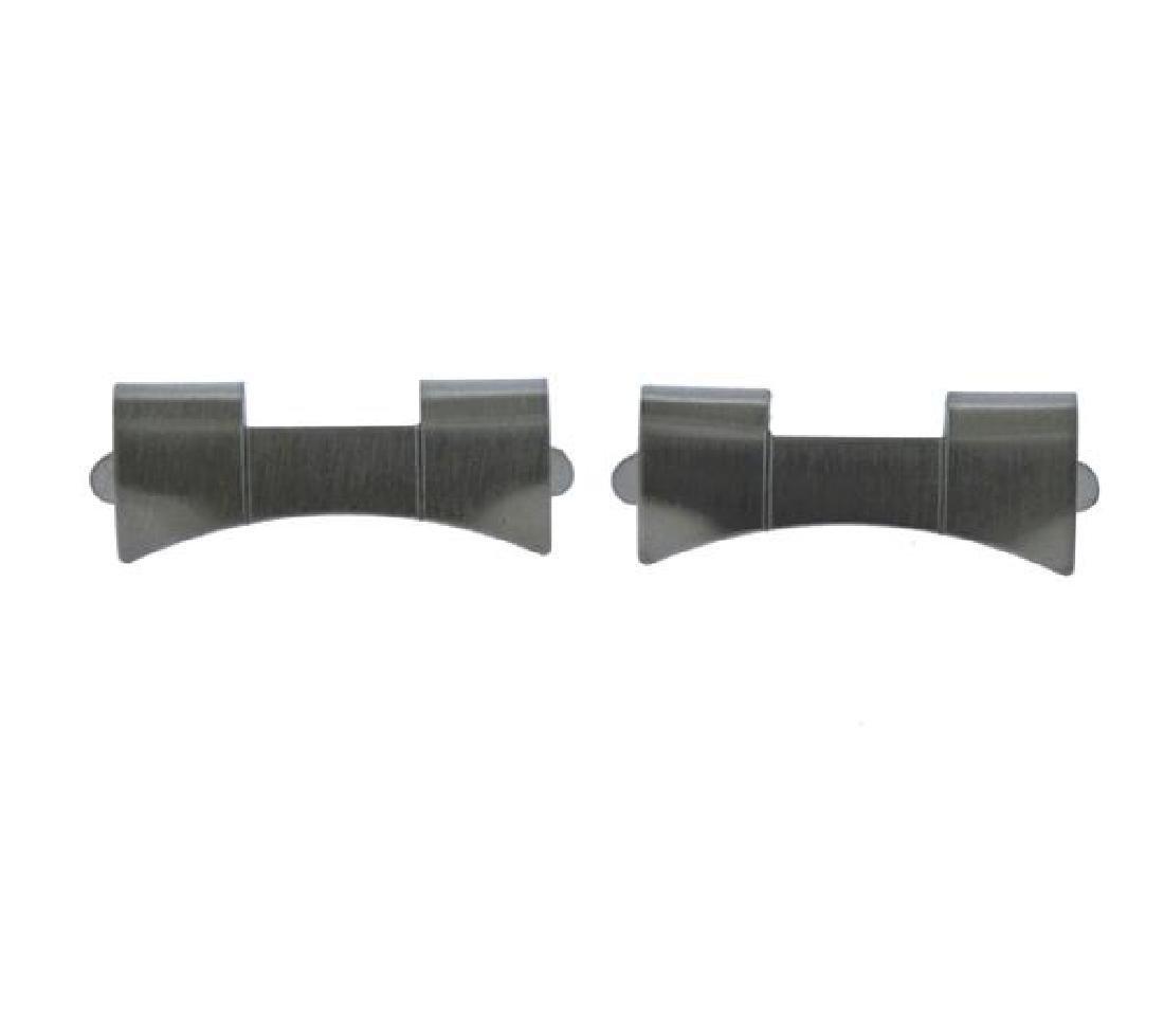 Rolex Watch Stainless Steel Bracelet End Links 571