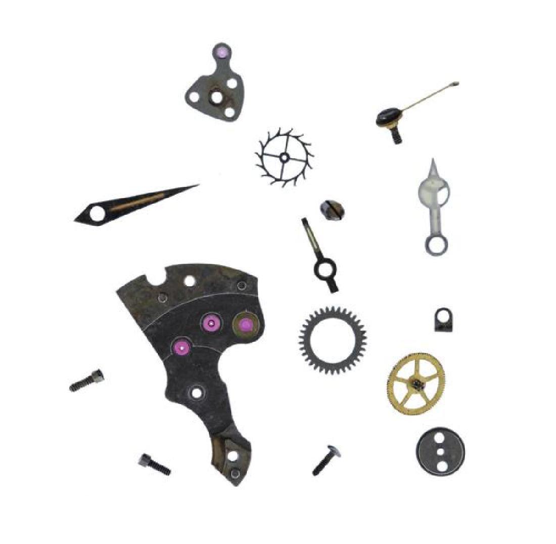 Rolex Watch Movement Parts Lot