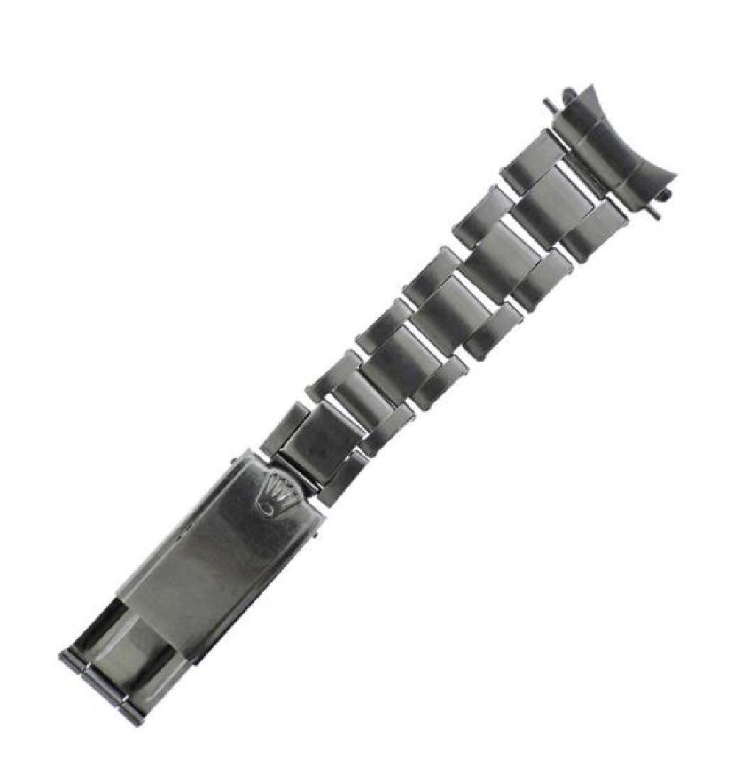 Rolex Watch Stainless Steel Bracelet Buckle End Link