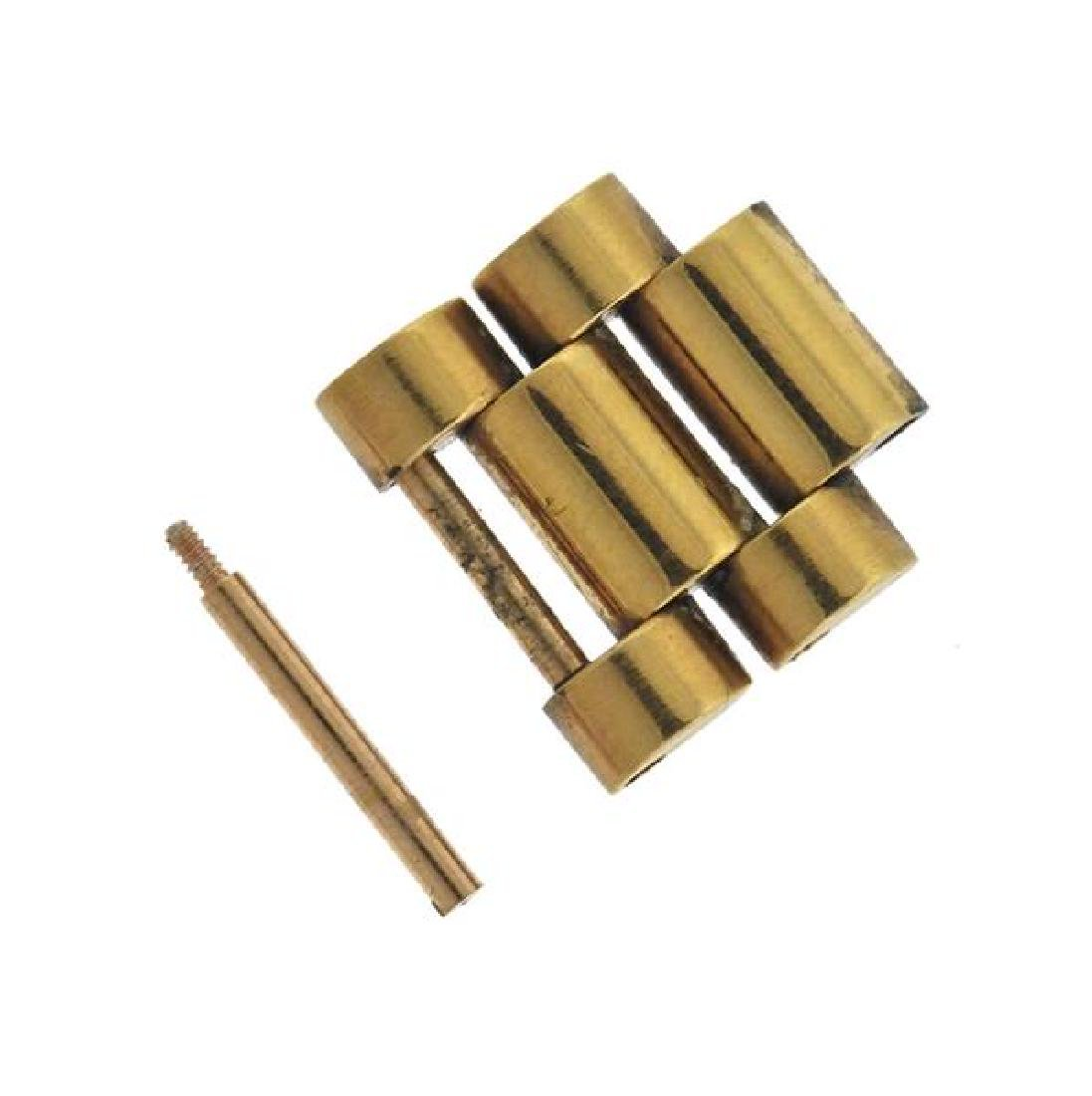 Rolex 18k Gold Link Pin Lot