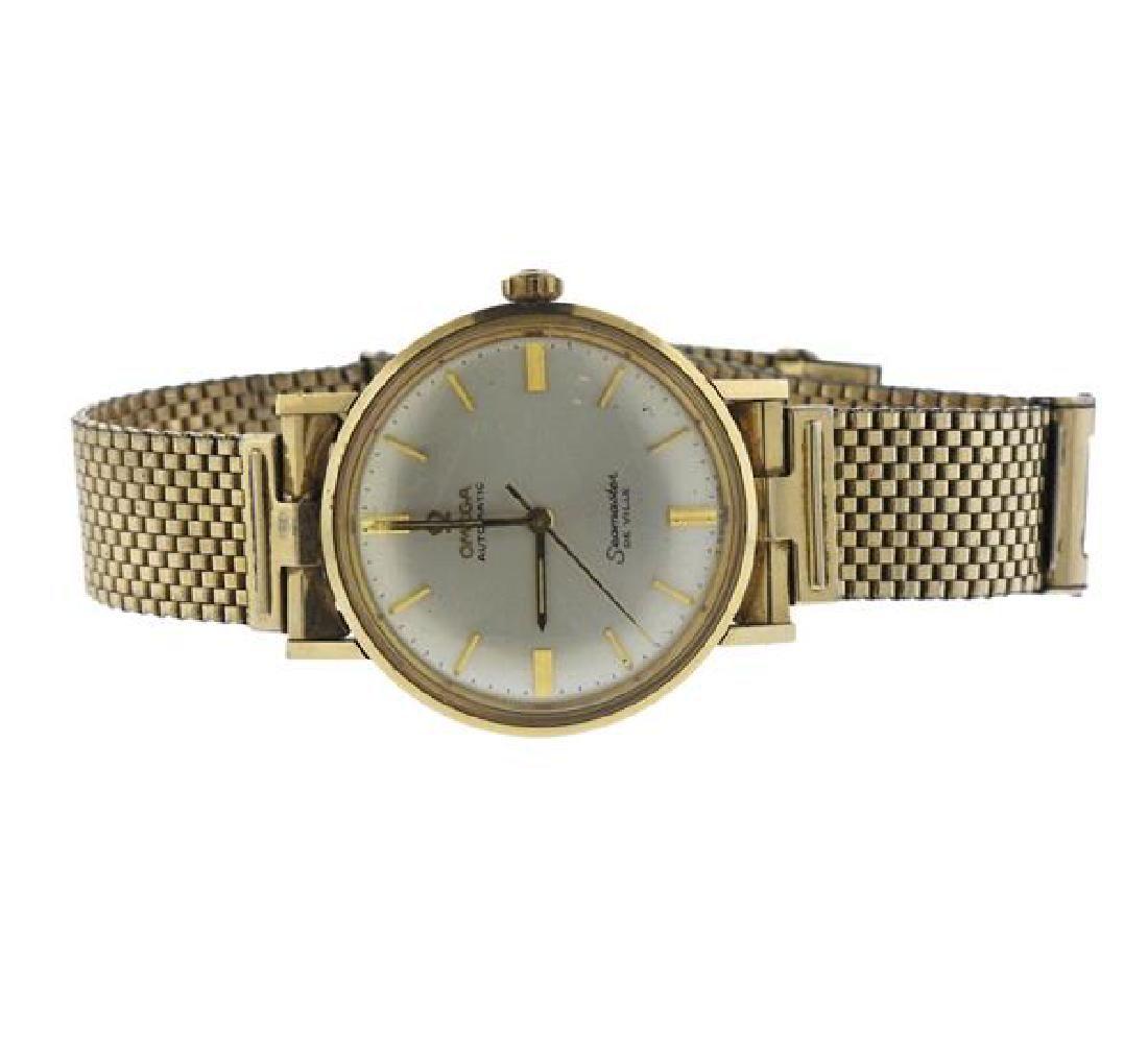 Vintage Omega Seamaster De Ville Automatic Watch