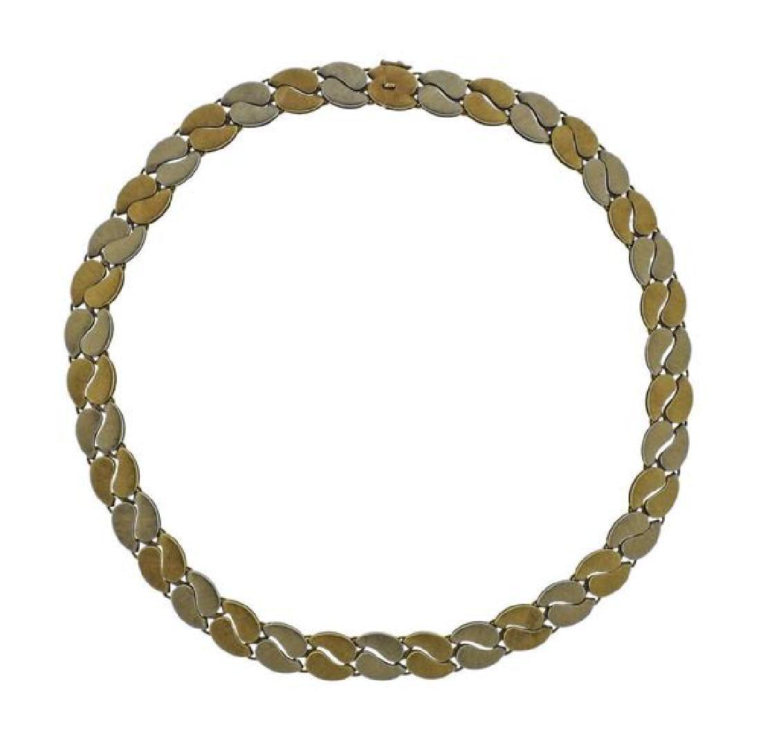 Buccellati 18k Gold Necklace