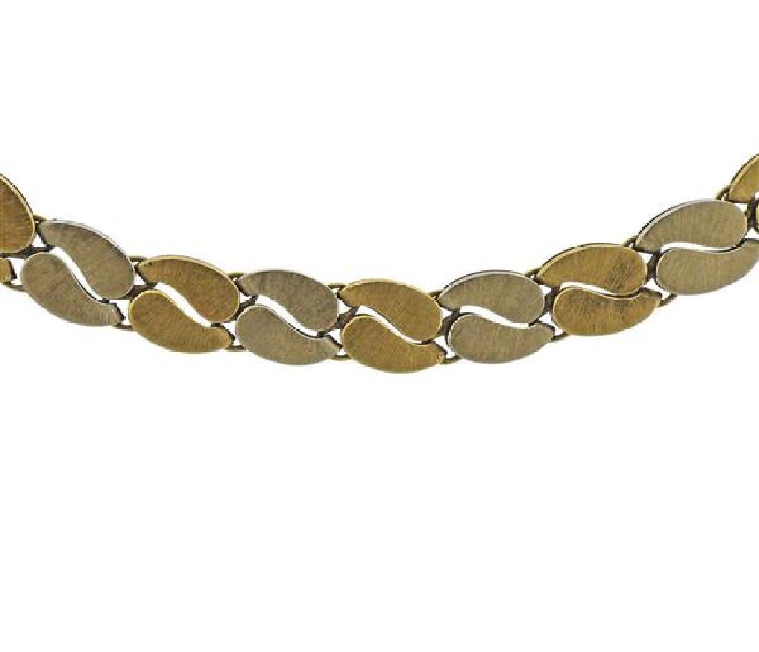 Buccellati 18k Gold Necklace - 2