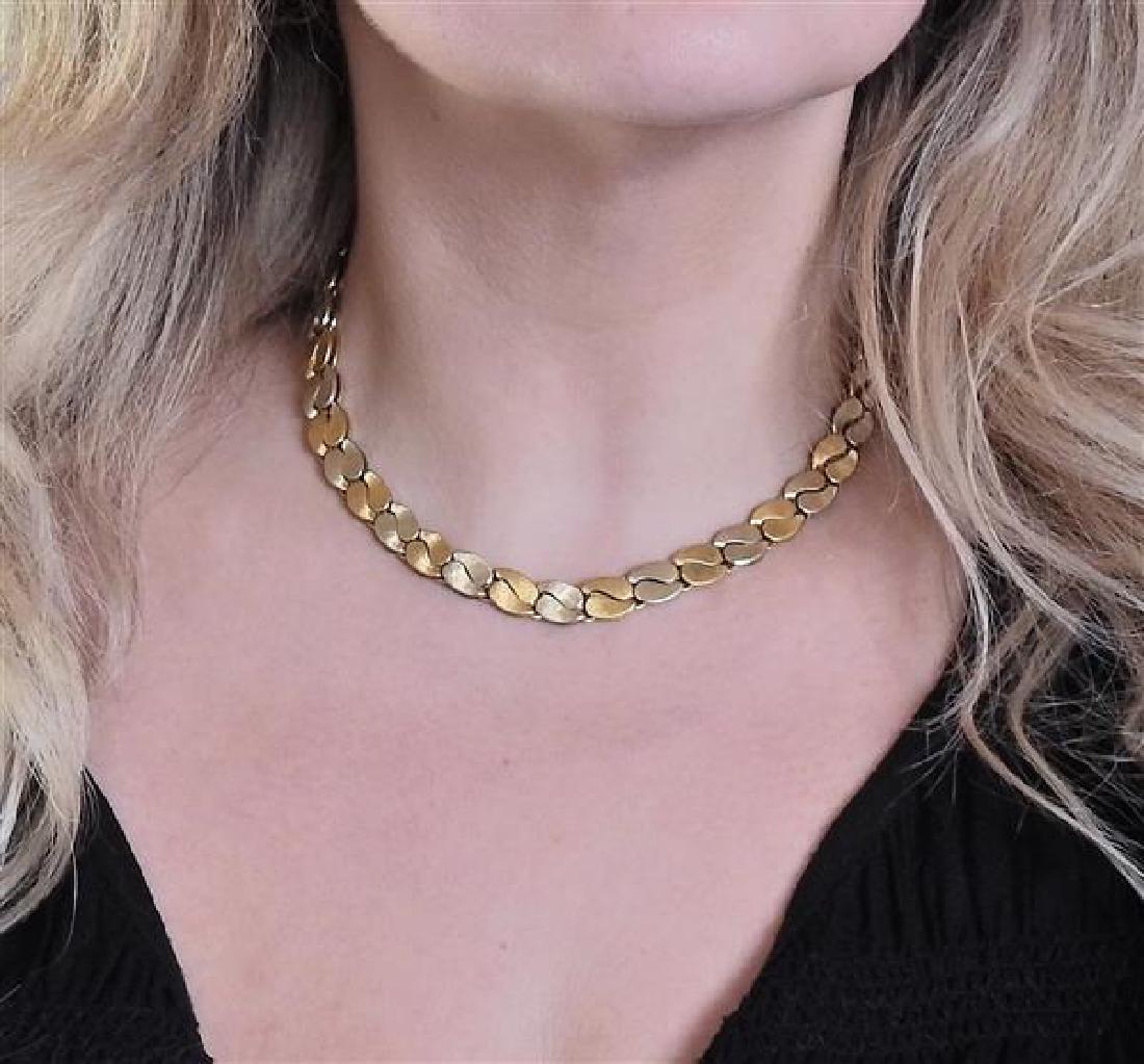 Buccellati 18k Gold Necklace - 5